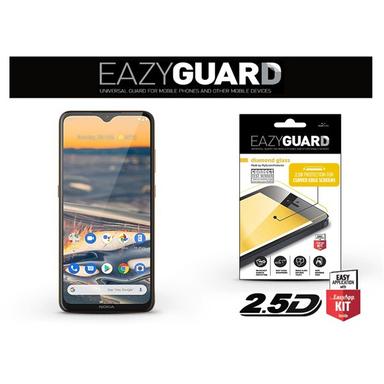 EazyGuard LA-1644 2.5D Nokia 5.3 kijelzővédő üveg