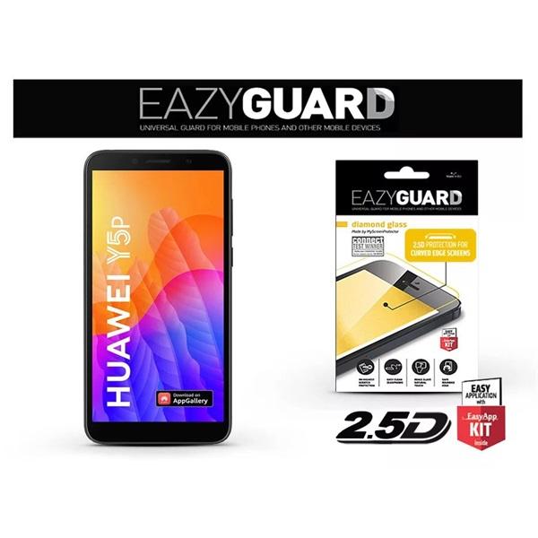 EazyGuard LA-1648 2.5D Huawei Y5p kijelzővédő üveg