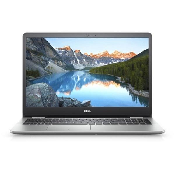 Dell Inspiron 5593 15,6FHD/Intel Core i7-1065G7/8GB/256GB/MX230 4GB/Linux/ezüst laptop - 1