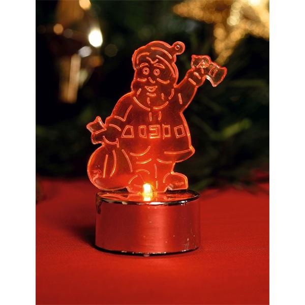 Home CDM 1/S LED-es Mikulás mécses karácsonyi dekoráció - 1