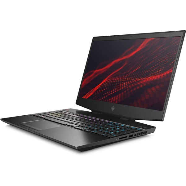 HP Omen 15-dh1004nh 15,6FHD/Intel Core i7-10750H/16GB/512GB/GTX 1660 Ti 6GB/DOS/fekete laptop - 2
