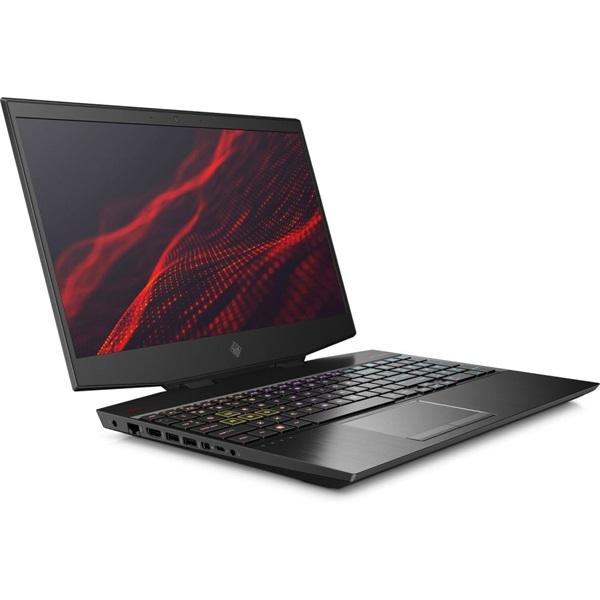 HP Omen 15-dh1004nh 15,6FHD/Intel Core i7-10750H/16GB/512GB/GTX 1660 Ti 6GB/DOS/fekete laptop - 3